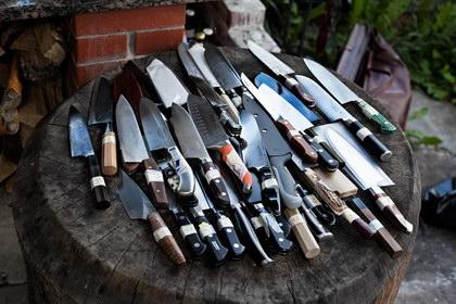 Интересное тестирование ножей